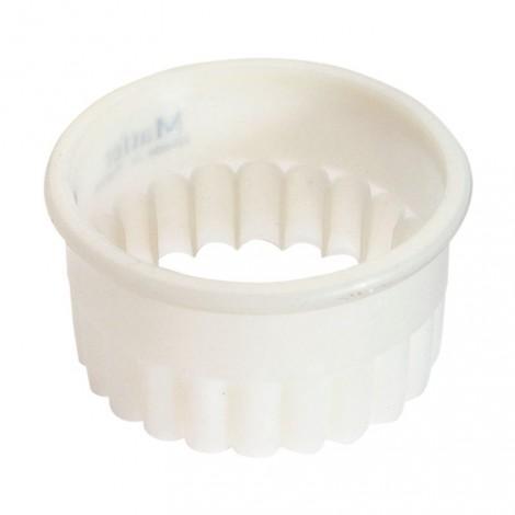 Découpoir rond cannelé Exoglass® 13 cm