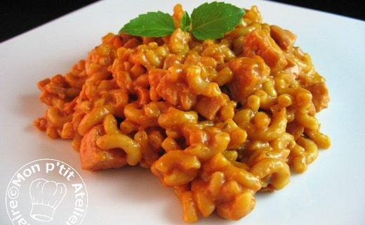 Coquillettes Sauce Tomate, façon Risotto  - Cook'in