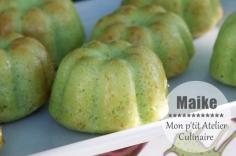 Gâteau Vert Magique