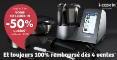 Promo i-Cook'in