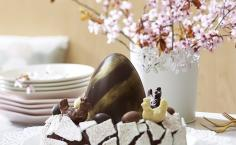 Nids de Pâques au chocolat - Cook'in