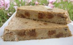 Pudding de pain aux Figues - Cook'in