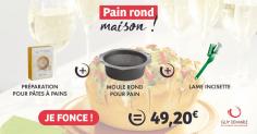 """Le kit pain rond """"fait-maison"""""""
