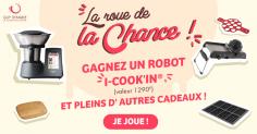 """Jeu """"La roue de la chance"""" sur la boutique Guy Demarle"""