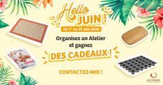 """Animation """"Hello Juin ! """""""