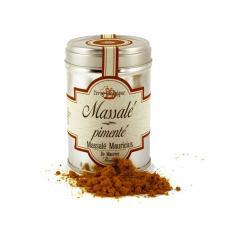 Massalé Mauricius pimenté 60 g