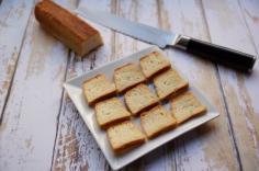 Mini-toasts de pain de mie