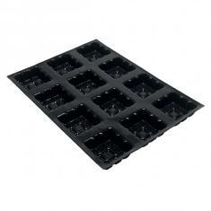 Moule 12 Petites tablettes FLEXIPAN® ORIGINE