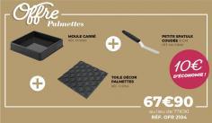 Offre Palmettes FLEXIPAN® INSPIRATION