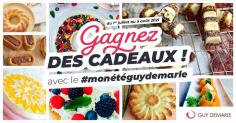 Tentez de gagner un moule en silicone FLEXIPAN® fait en France et d'autres cadeaux avec le #monétéguydemarle
