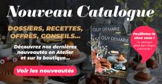 Le nouveau catalogue Guy Demarle est arrivé !